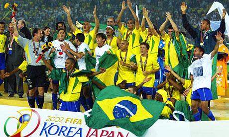 2002年世界杯决赛双方的出场阵容是哪22个?