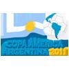 2011年阿根廷美洲杯海报