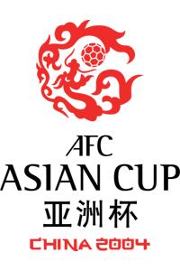 Poster ufficiale della Coppa d'Asia 2004
