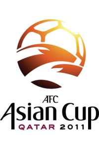 Póster oficial de la Copa Asiática 2011