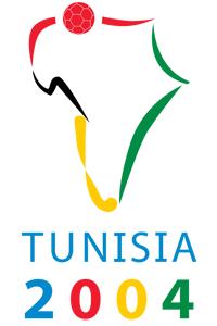 Poster ufficiale della Coppa d'Africa 2004