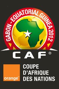Póster oficial de la Copa Africana de 2012