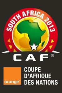 Poster ufficiale della Coppa d'Africa 2013