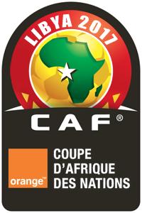 Cartaz oficial da Copa Africana de 2017
