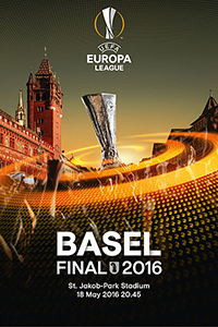 2015-16 Champions League Poster