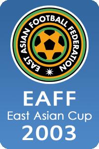 2003年东亚杯海报