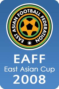 2008年东亚杯海报