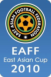 Póster oficial de la Copa de Asia Oriental 2010