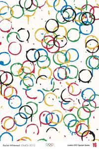 Poster ufficiale dei Giochi olimpici 2012