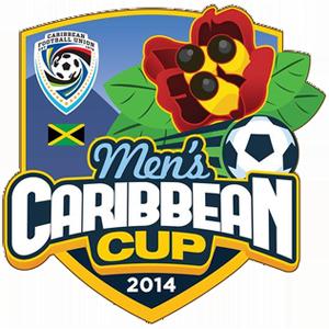 Affiche de la Coupe de la Caraïbe 2014