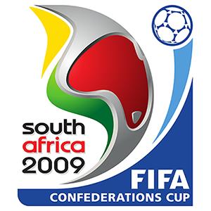 Póster oficial de la Copa Confederaciones 2009