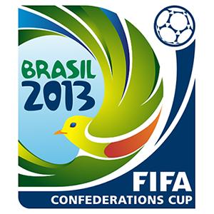 2013年巴西联合会杯海报