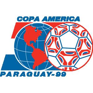 Poster ufficiale della Coppa America 1999