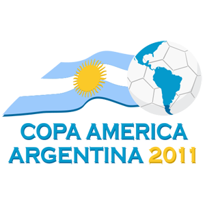 Poster ufficiale della Coppa America 2011