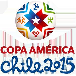 Poster ufficiale della Coppa America 2015