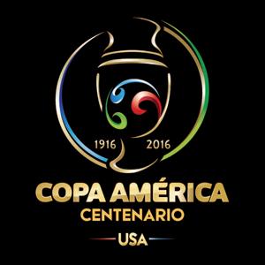 Cartaz oficial de die Copa América de 2016