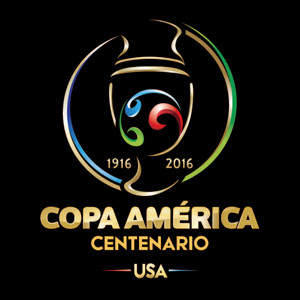2016 Copa América Poster