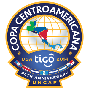 Cartaz oficial de die Copa Centroamericana de 2014