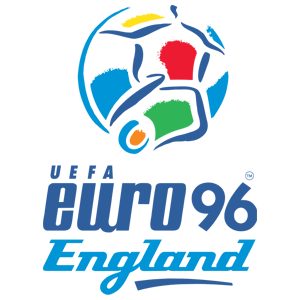 Cartaz oficial do Euro 1996