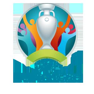 Cartaz oficial de die EM 2020