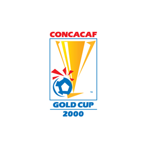 2000 Gold Cup Poster