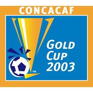 Poster ufficiale della Gold Cup 2003