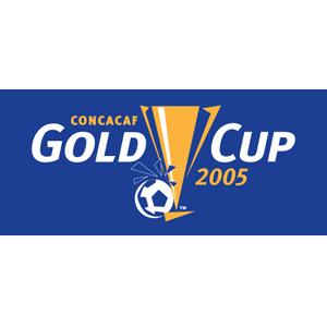 Cartaz oficial de der Gold-Cup 2005