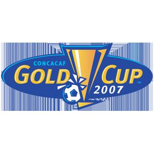 Poster ufficiale della Gold Cup 2007