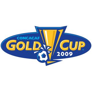 Poster ufficiale della Gold Cup 2009