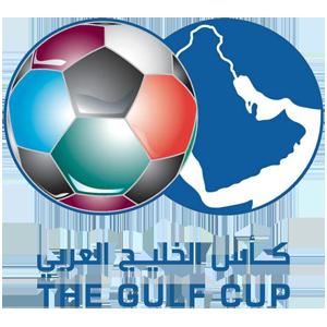 Cartaz oficial da Copa do Golfo 2013