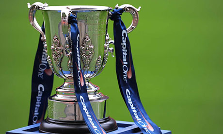 Coupe de la Ligue anglaise - 2016-2017