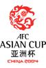 2004年中国亚洲杯海报