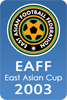 EAFF East Asian Cup poster