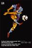 1974年德国世界杯海报