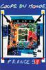 1998年法国世界杯海报