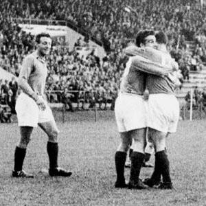História de Campeonato Europeu de Futebol