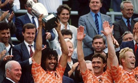 Eurocopa 1988 : Holanda - URSS