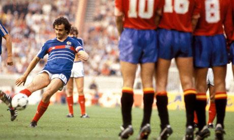 Euro 1984 : France - Espagne