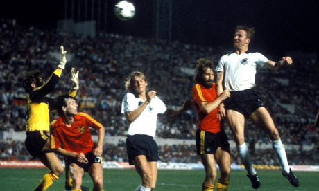 Europei di calcio 1980 : Germania - Belgio