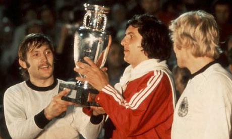 Eurocopa 1976 : Checoslovaquia - Alemania