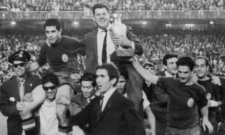 Eurocopa 1964 : España - URSS
