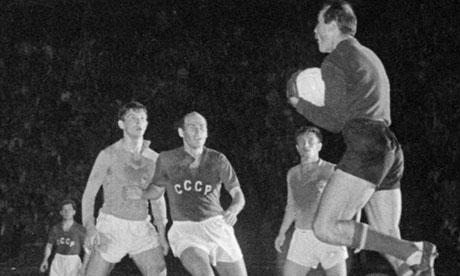 Euro 1960 : URSS - Yougoslavie