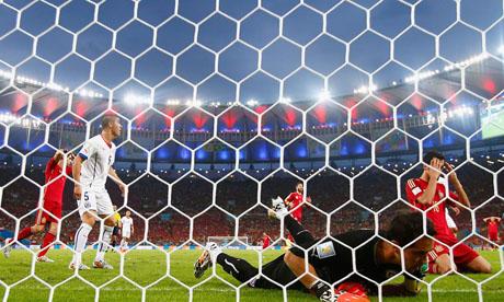 WM 2014 : Spanien Chile