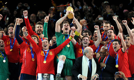 FIFA World Cup 2010 : Netherlands Spain