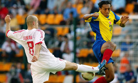Confederations Cup 2003 : Colombia - Turchia
