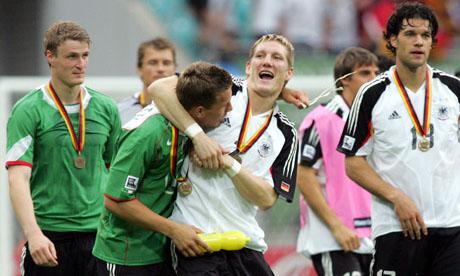 Confederations Cup 2005 : Germania - Messico