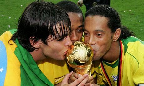 Confederations Cup 2005 : Brasile - Argentina