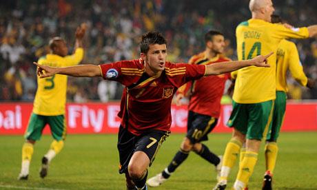 Copa Confederaciones 2009 : España - Sudáfrica