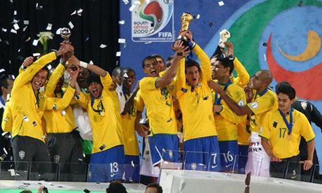 Copa Confederaciones 2009 : Estados Unidos - Brasil
