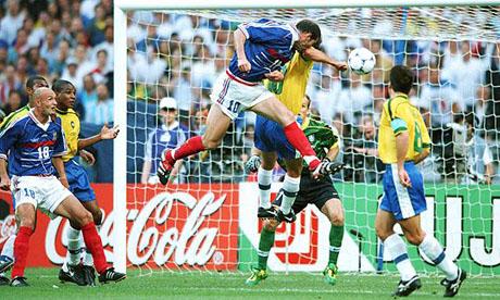 Copa do Mundo 1998 : Brasil - França